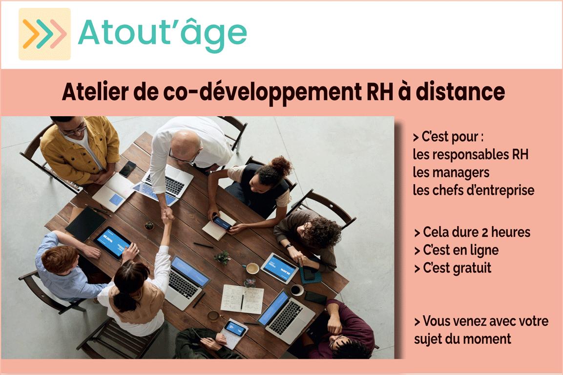 des ateliers Codev pour les dirigeants et les responsables RH